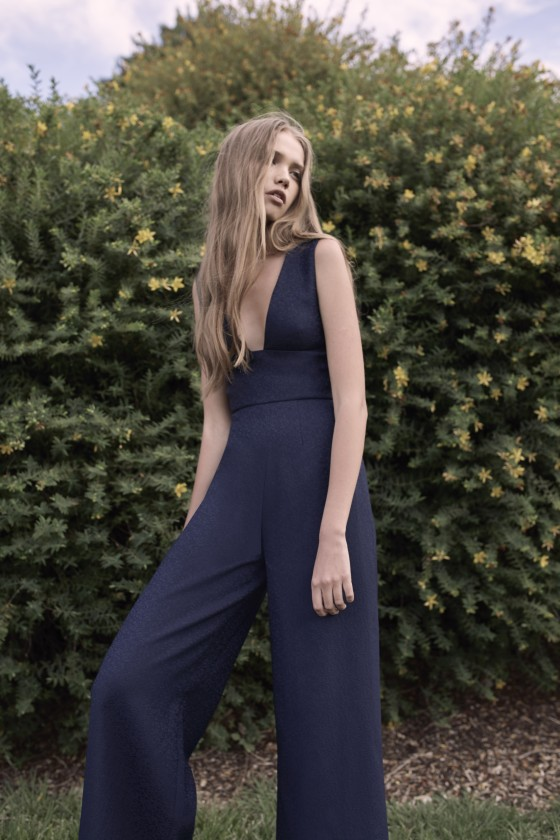 Keepsake The Label Shake Up Jumpsuit