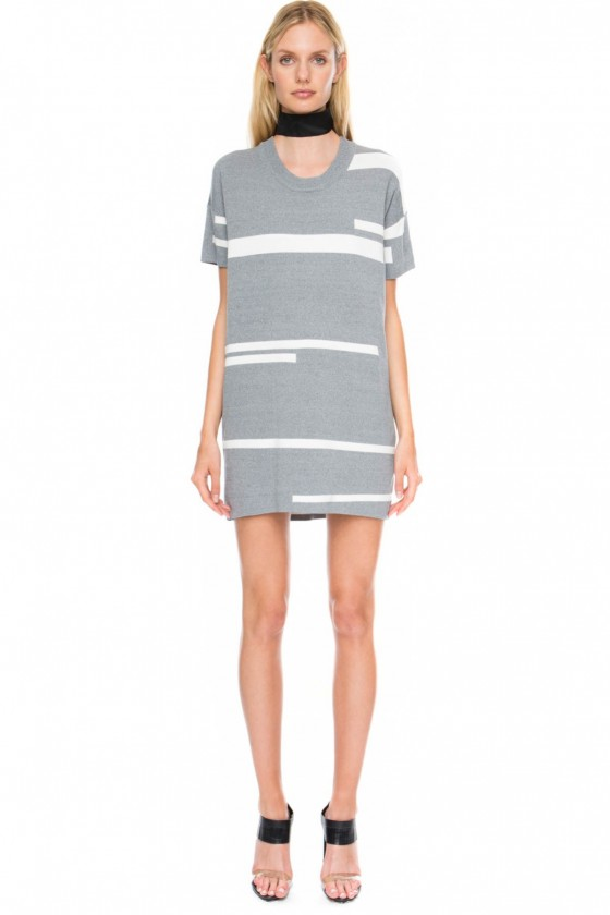 C/MEO COLLECTIVE Llian Knit Dress