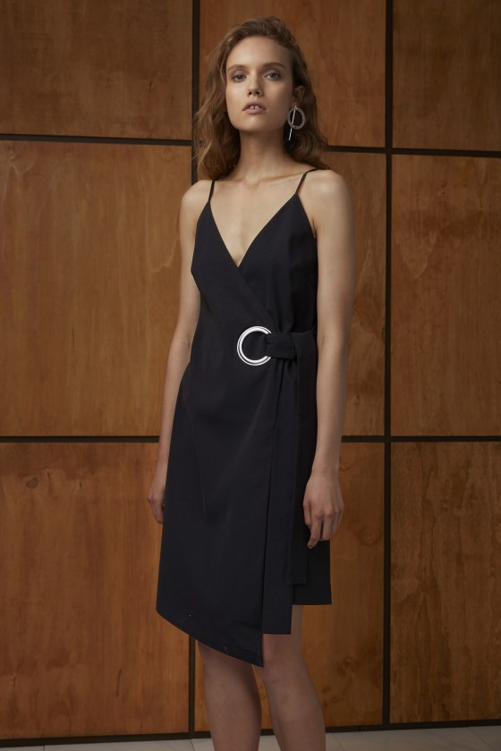 Shop C/MEO COLLECTIVE On The Line Dress.