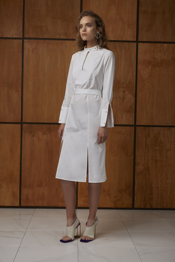 Shop C/MEO COLLECTIVE Not This Time Shirt Dress.