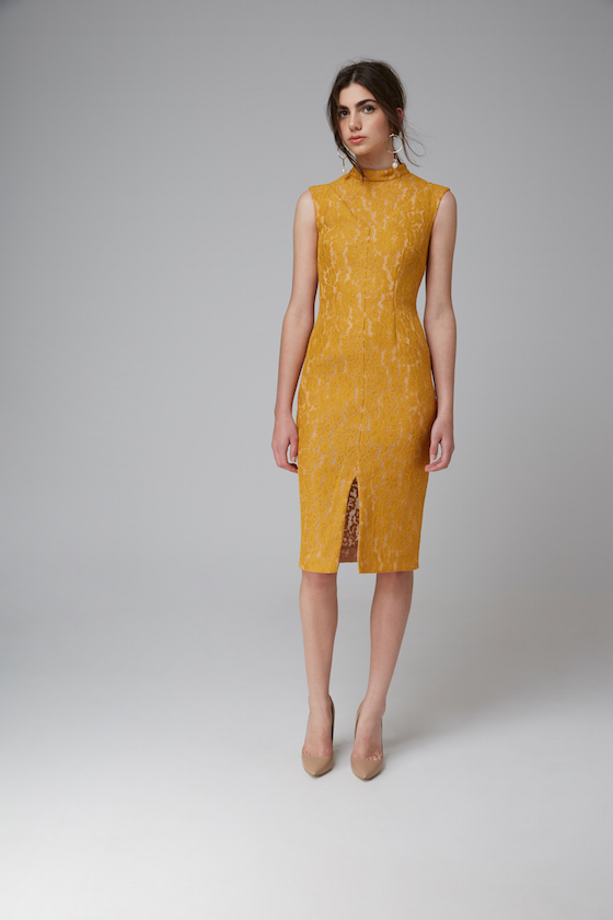 Shop Keepsake Every Way Lace Dress.