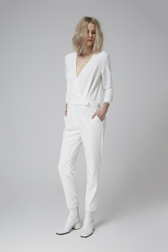 Shop The Fifth The Walky Talky Jumpsuit.
