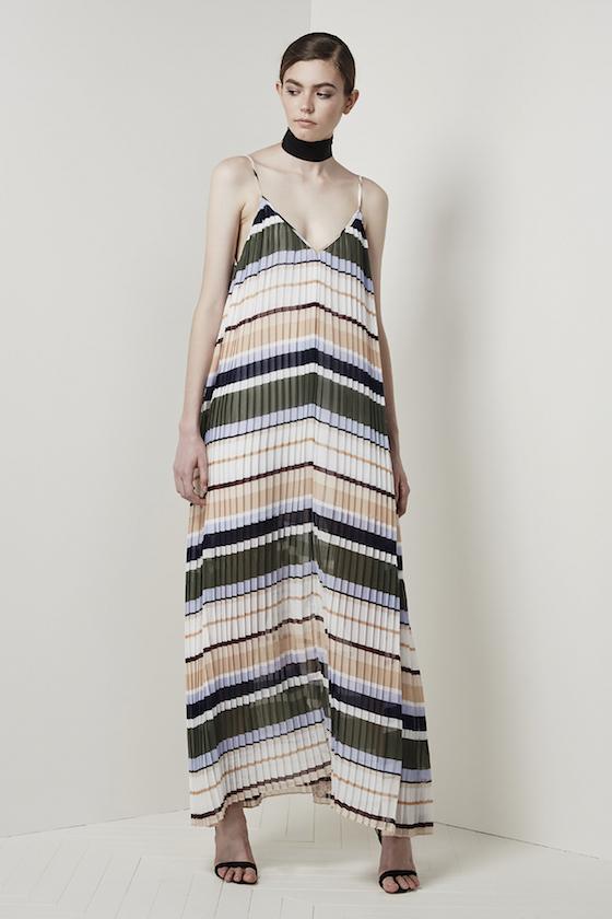 Shop Keepsake Clarity Maxi Dress.
