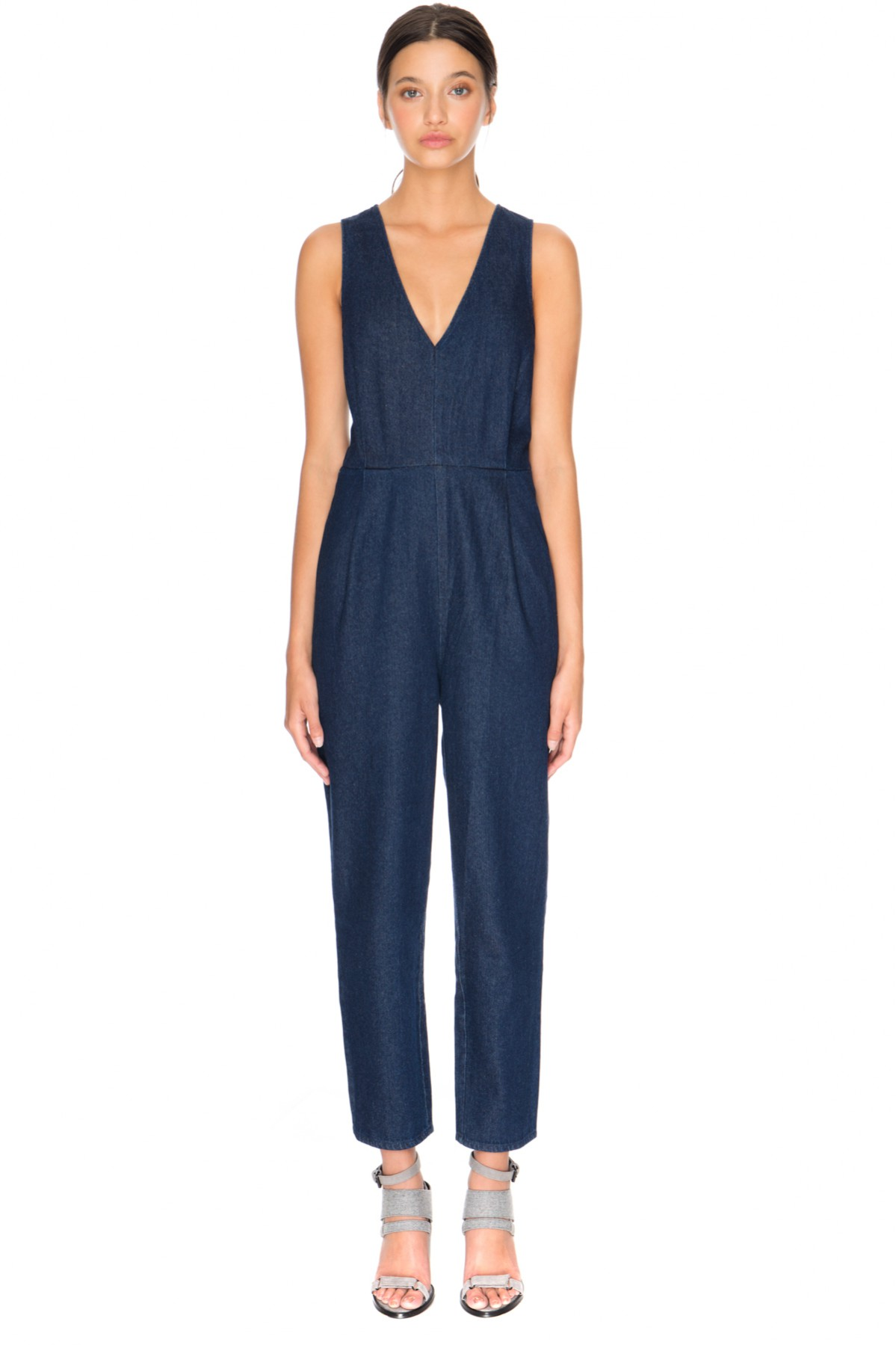 Shop The Fifth Fact and Fiction Jumpsuit.