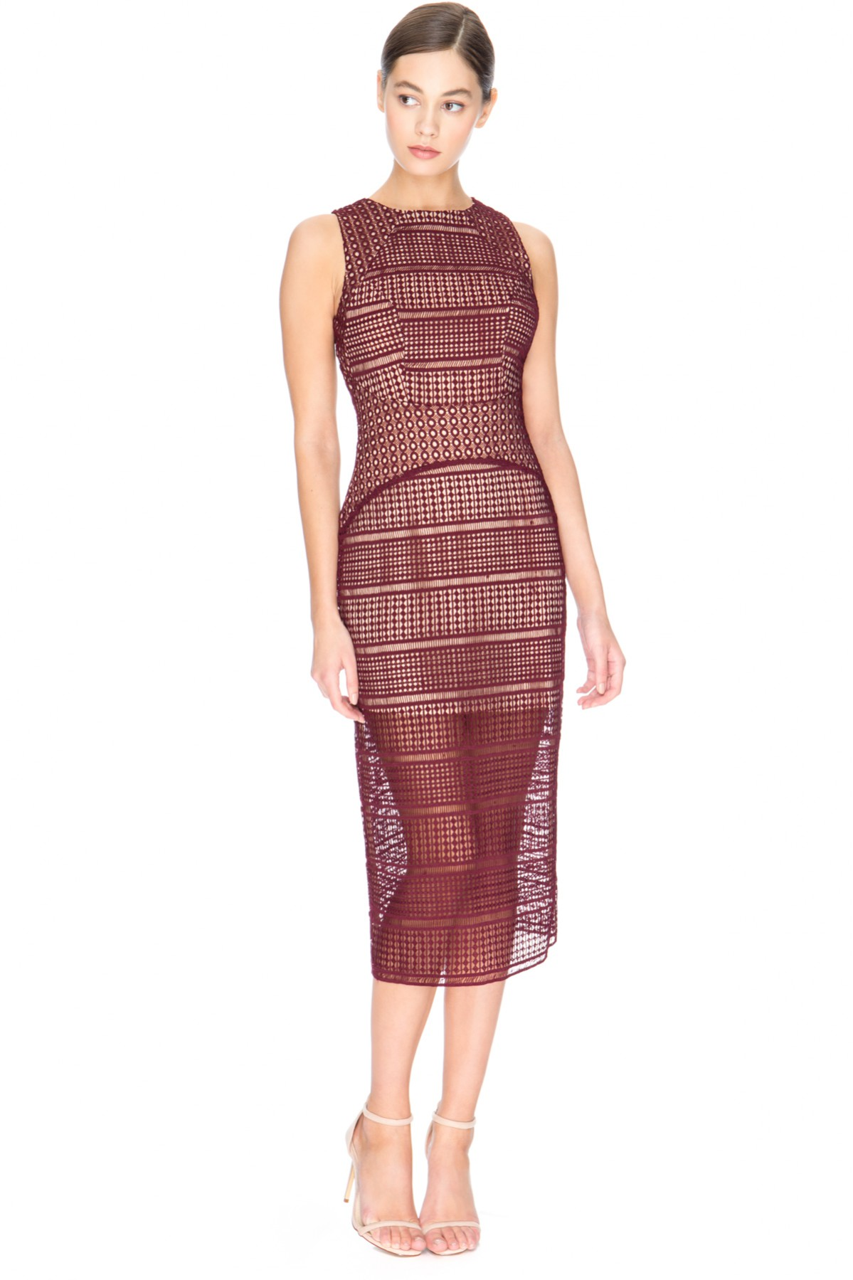 Shop Keepsake Sweet Nothing Midi Dress.