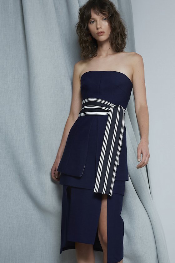 Shop C/MEO Right Hand Bustier + Skirt.