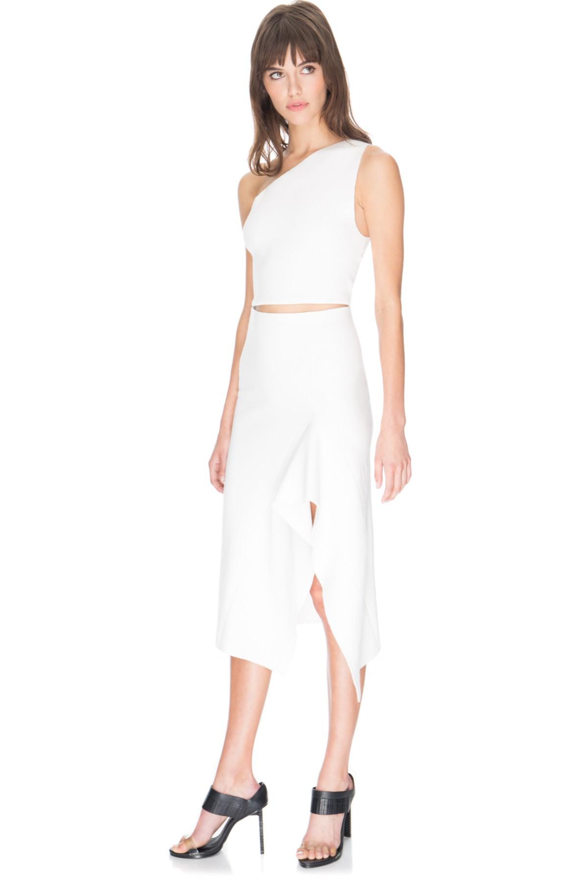 Shop C/MEO Break Free Knit Crop + Skirt.
