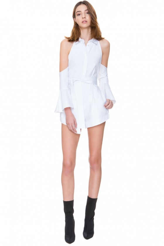 Shop C/MEO COLLECTIVE Show Me Playsuit.