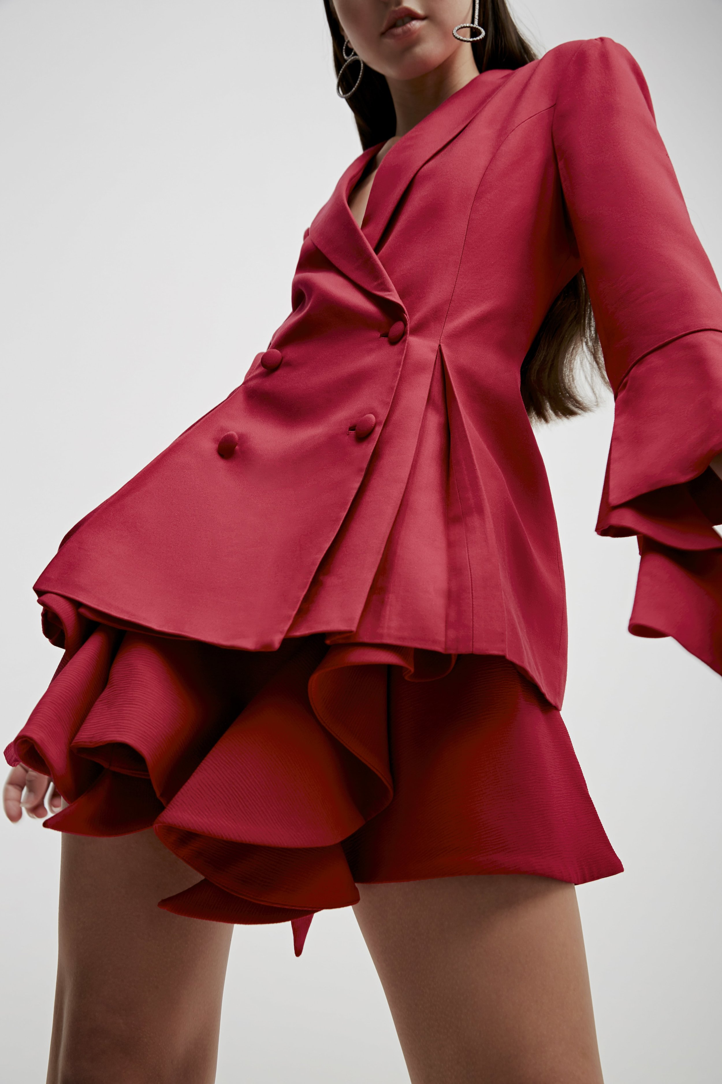 C/MEO We'll Be Alright Blazer + Heart Commands Skirt