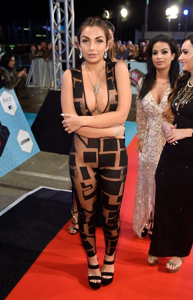 Elettra Lamborghini rockets to the top of worst dressed lists worldwide. WireImage.