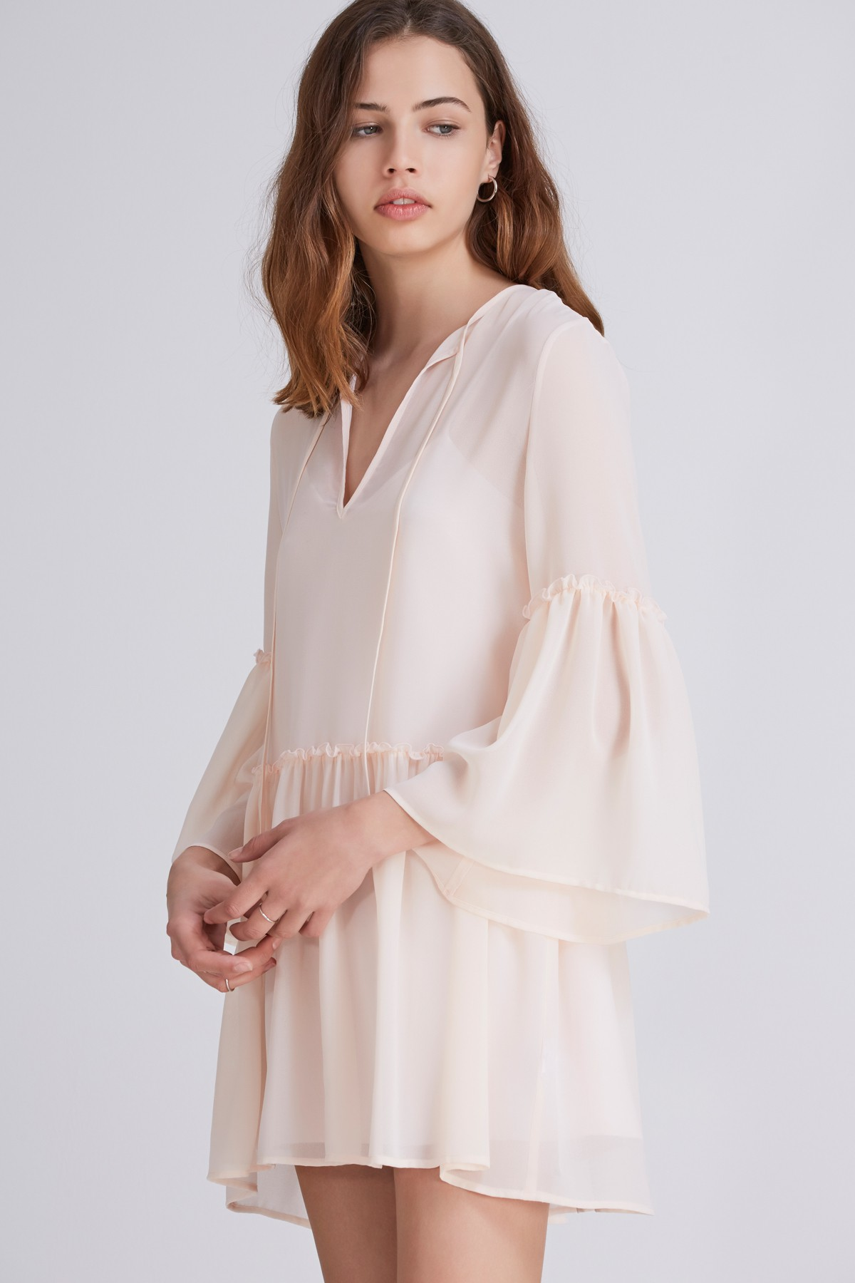The Fifth Voyage L/S Dress.