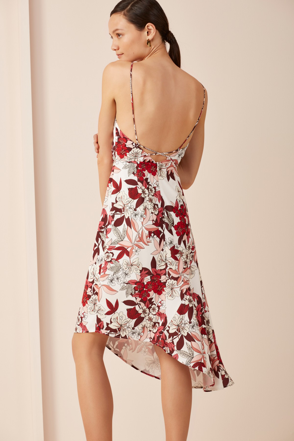 Keepsake Untouchable Midi Dress.