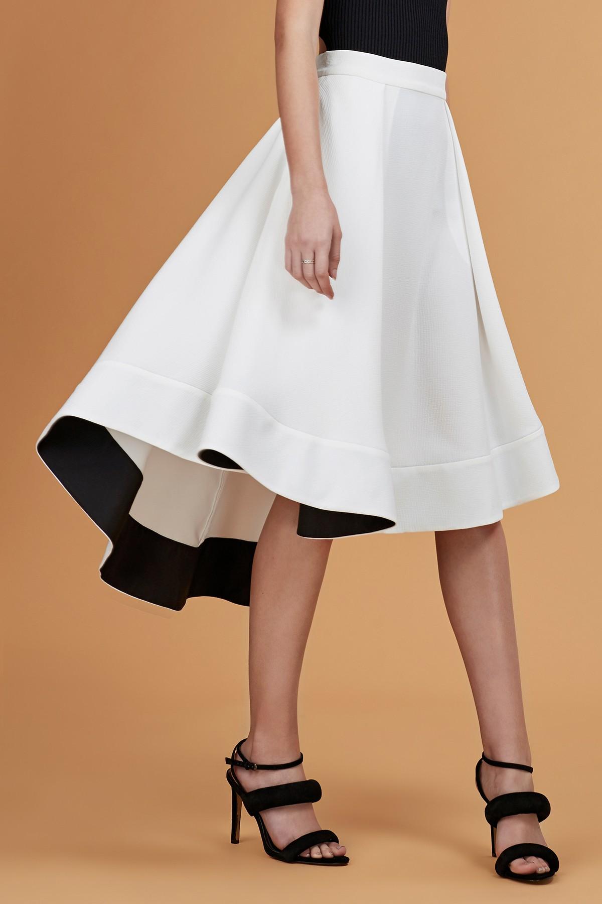 C/MEO Fire Heart Skirt.
