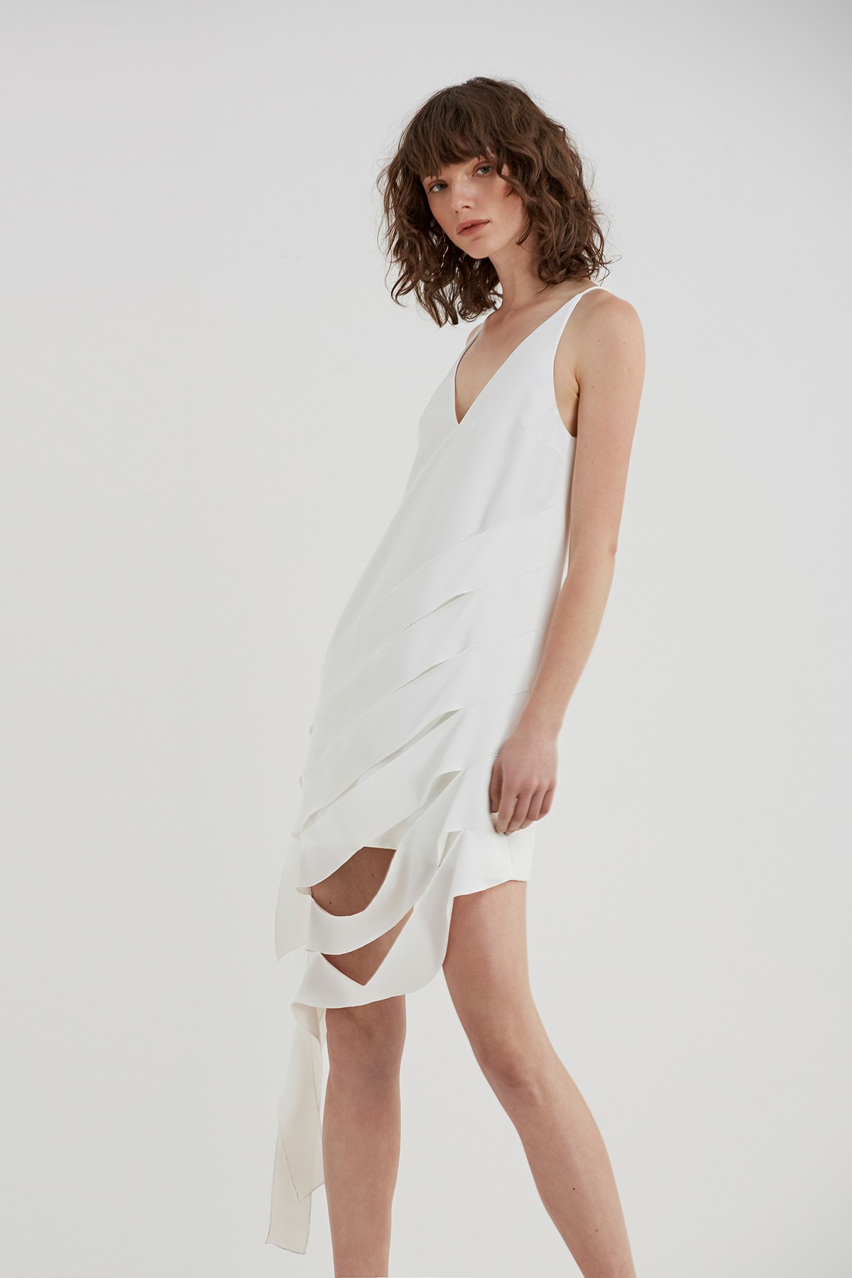 C/MEO COLLECTIVE Another Way Dress