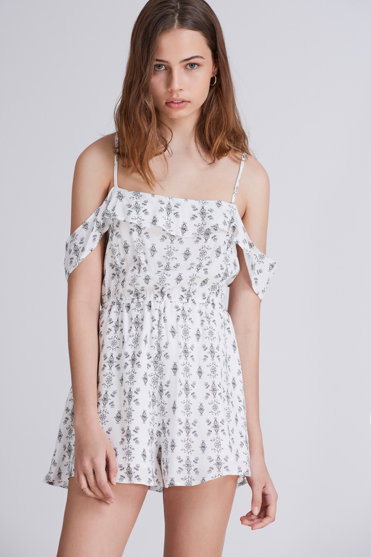 The Fifth Label Return To Paradise Playsuit
