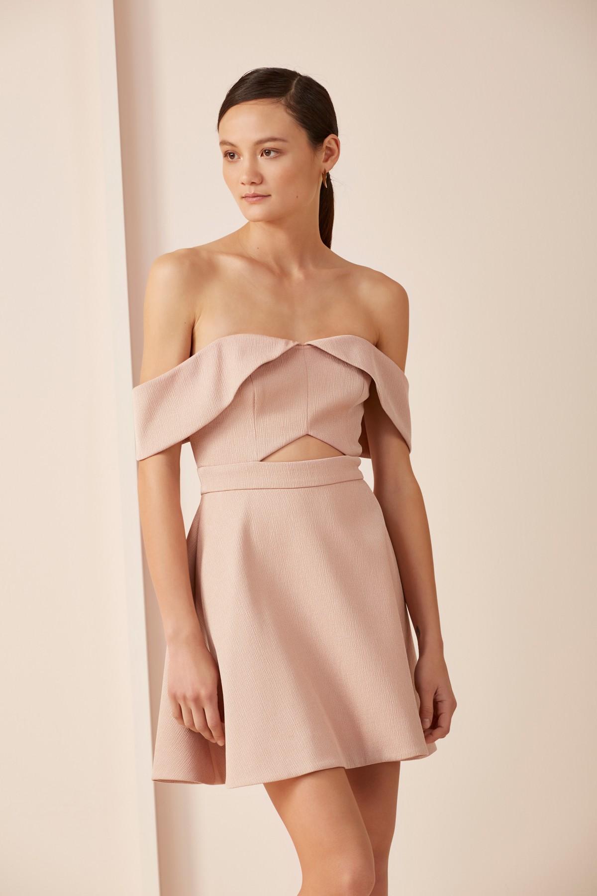 Keepsake The Label Apollo Mini Dress.