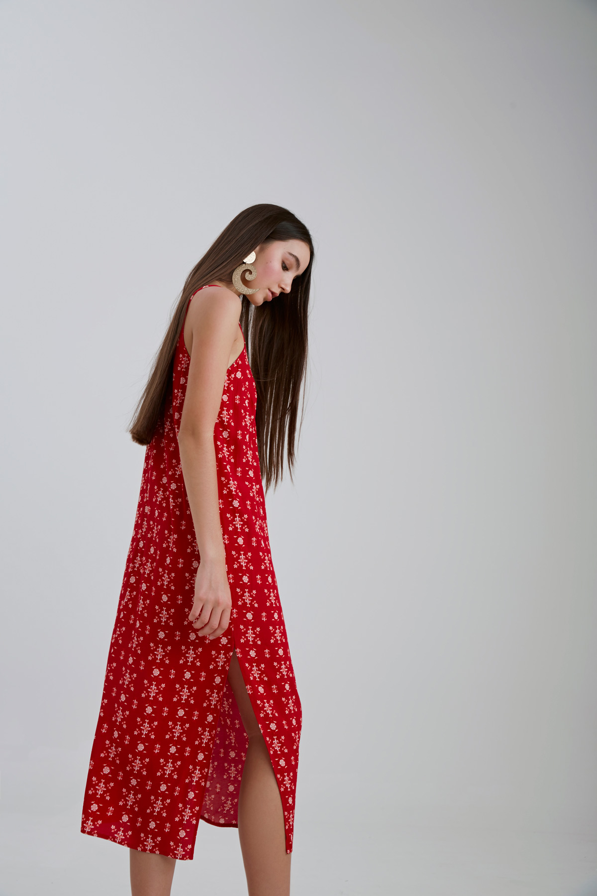 The Fifth Return To Paradise Dress.