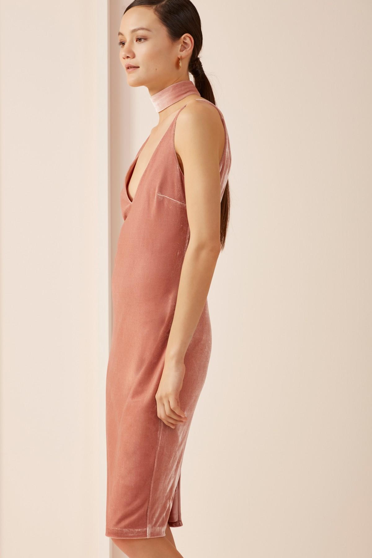 Keepsake The Label Eventually Midi Dress.