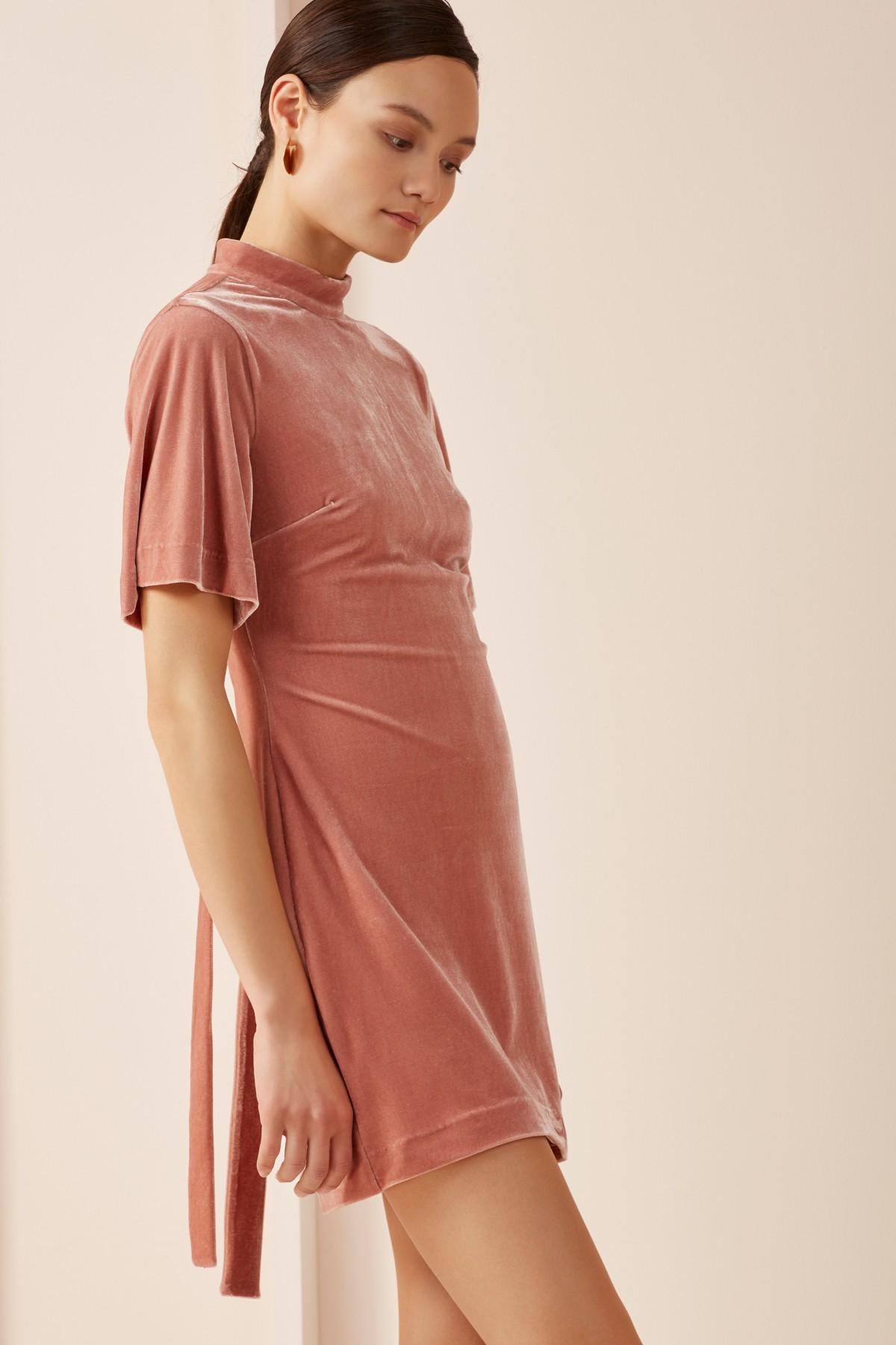 Keepsake The Label Eventually Mini Dress.