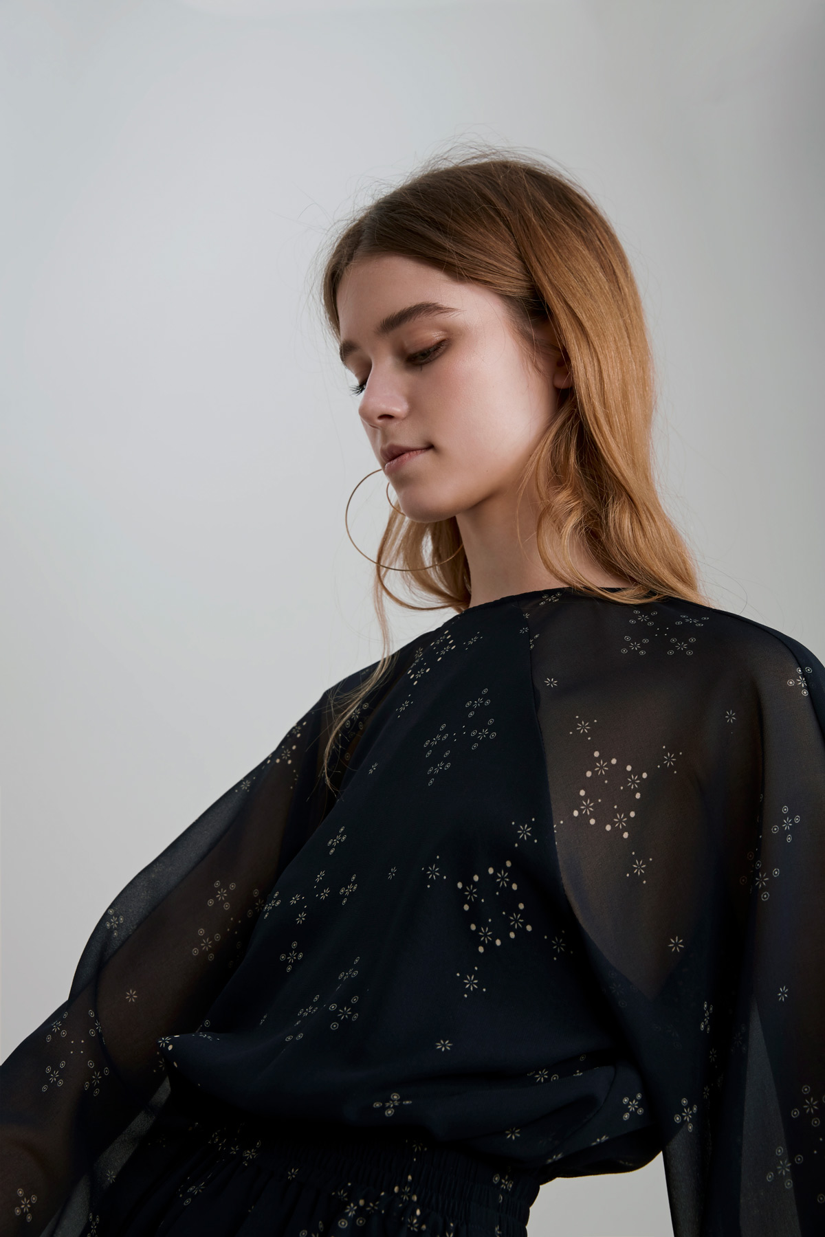 The Fifth Return To Paradise L/S Dress.