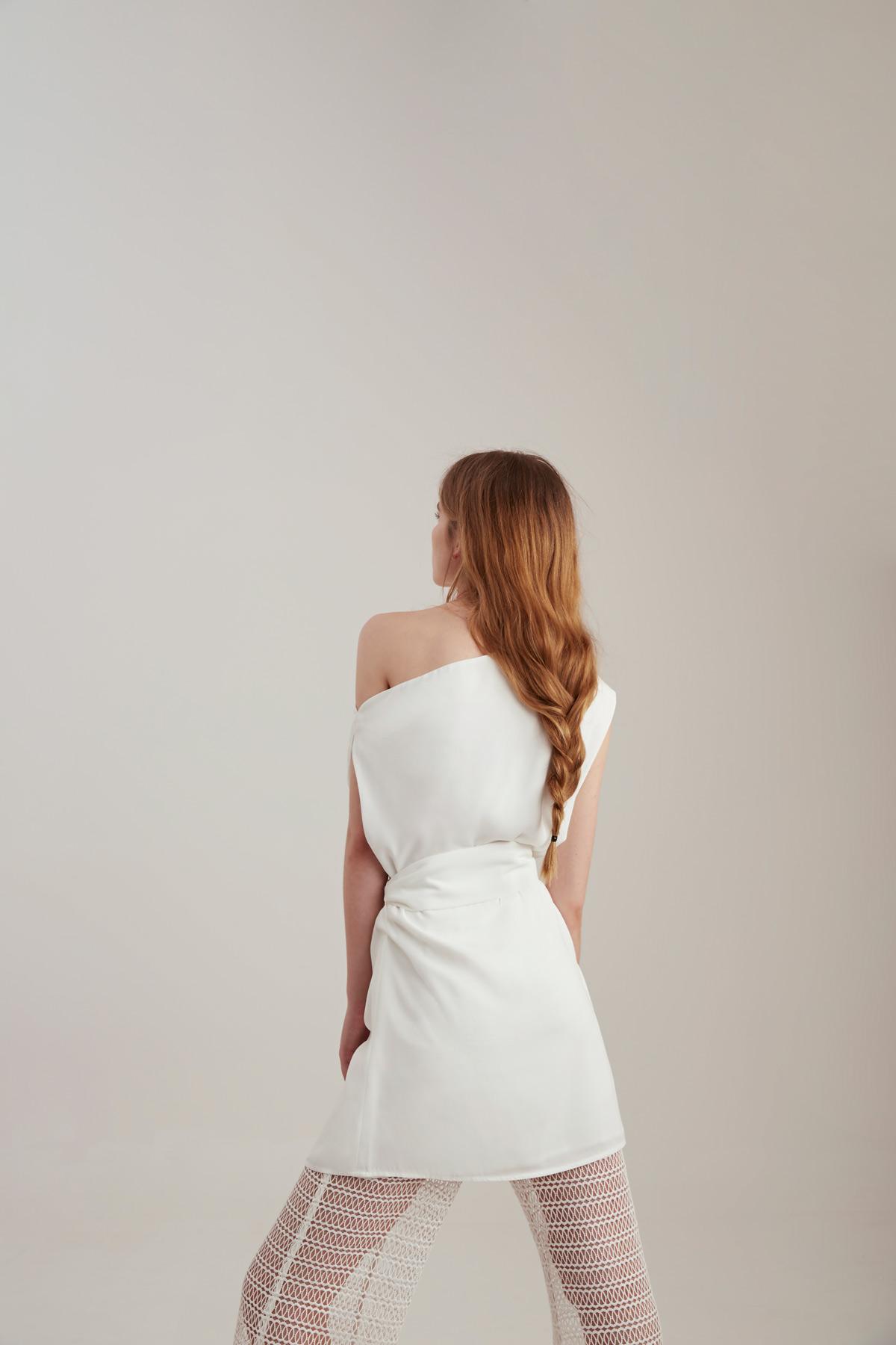 Keepsake Meadows Mini Dress + All Night Lace Pant .