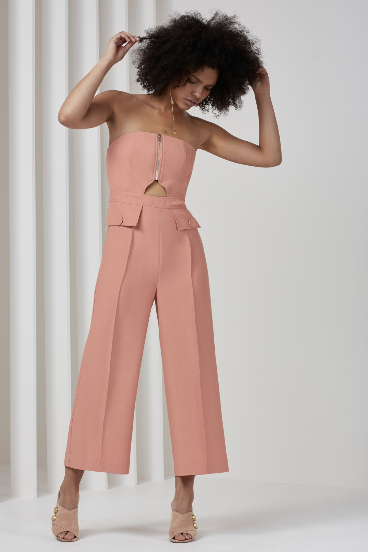 Shop C/MEO No Limit Jumpsuit.