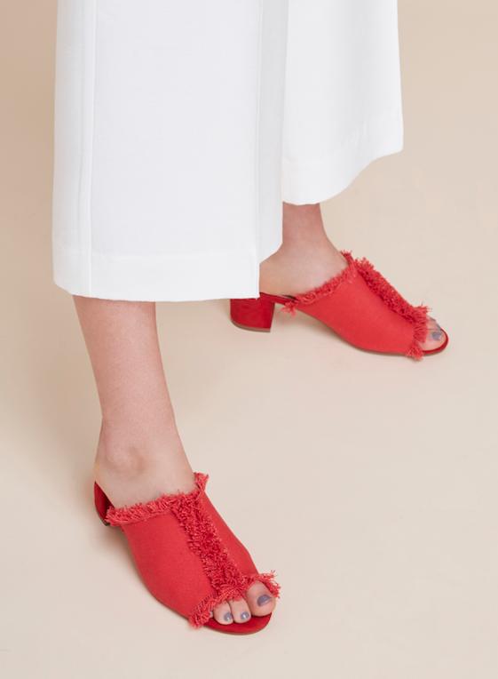 Jaggar Footwear Resolve Heel - Coming Soon