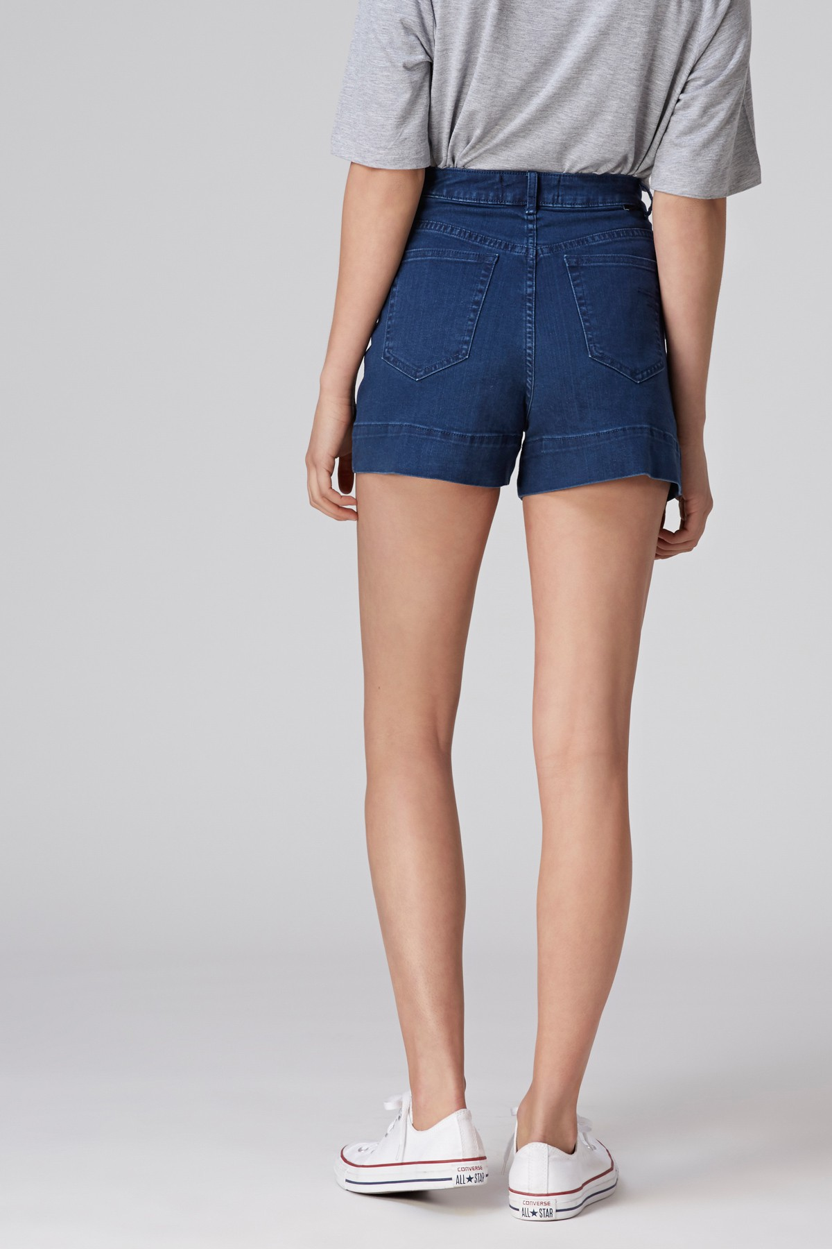 The Fifth Denim Penny Shorts