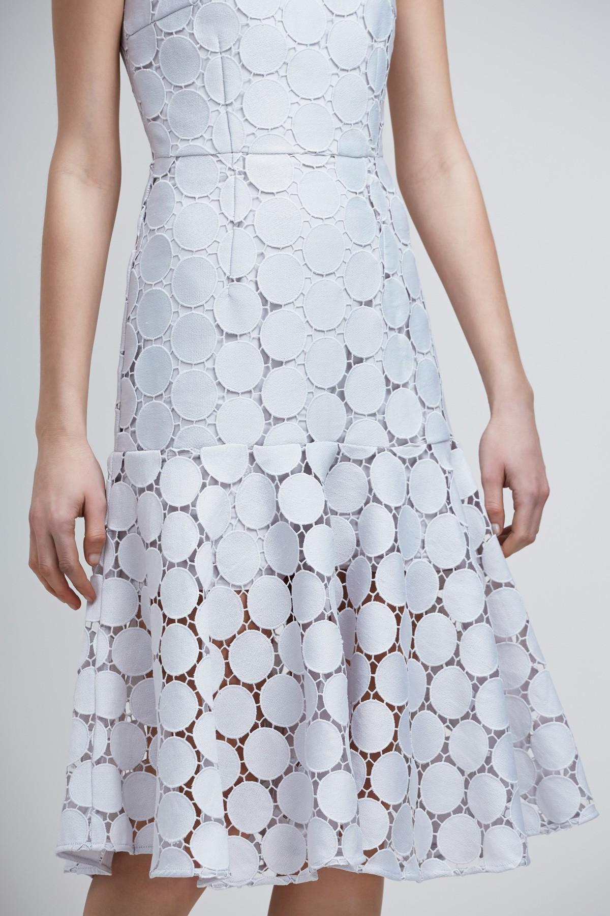 Shop Keepsake Spectrum Lace Dress.