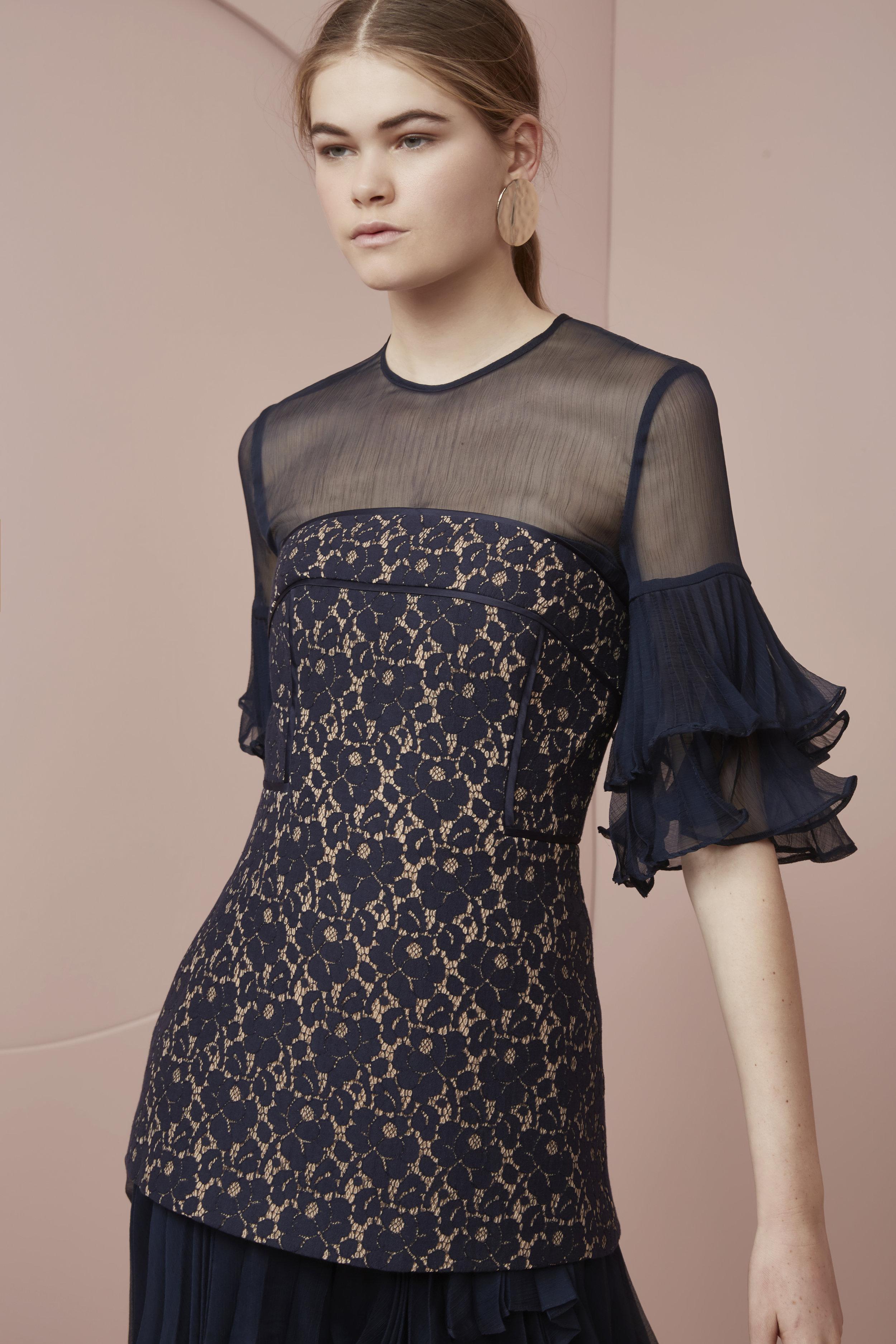 Shop Keepsake  Say You Will Mini Dress  +  Too Soon Top.
