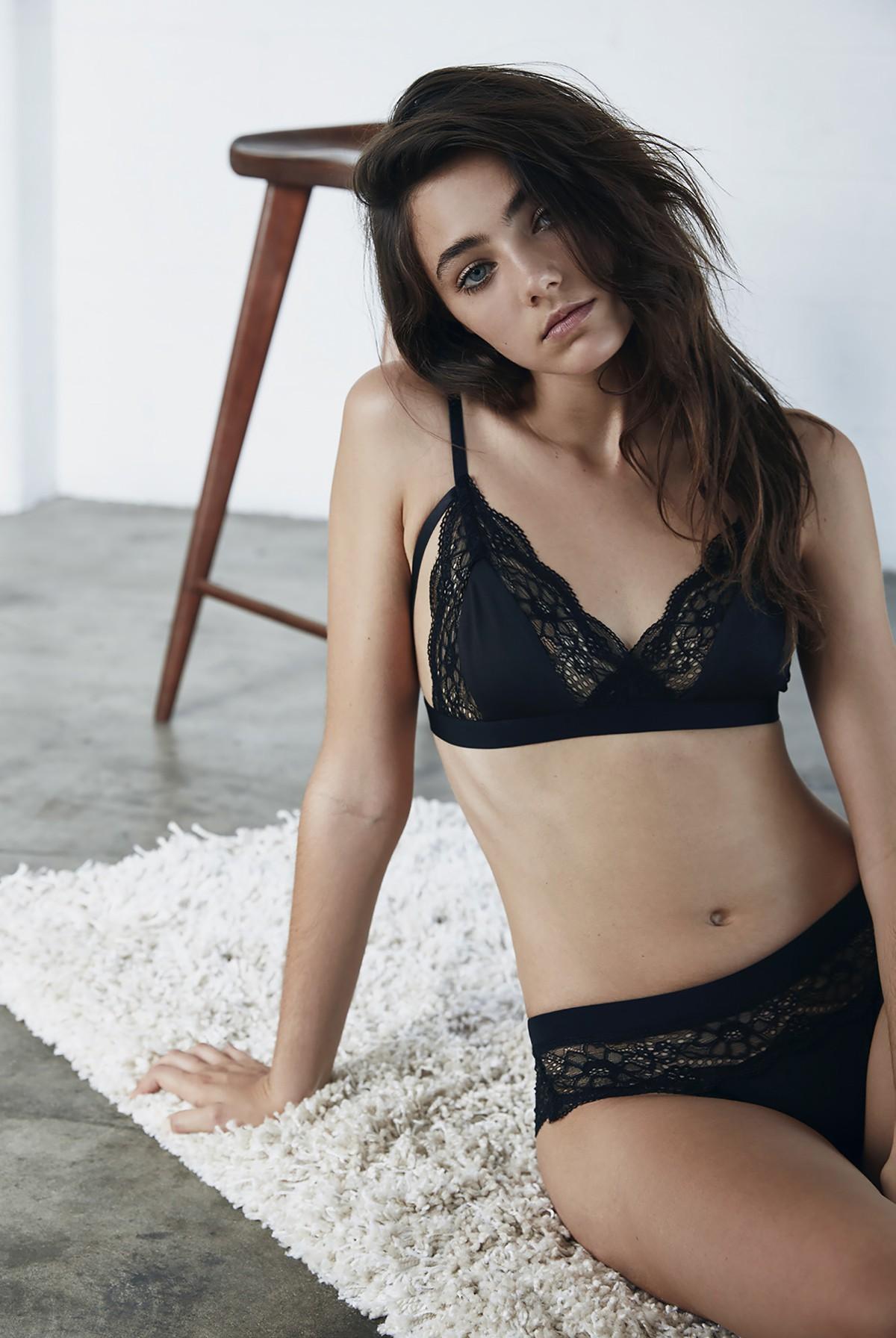 Shop Keepsake Intimates  Emma Bralette.