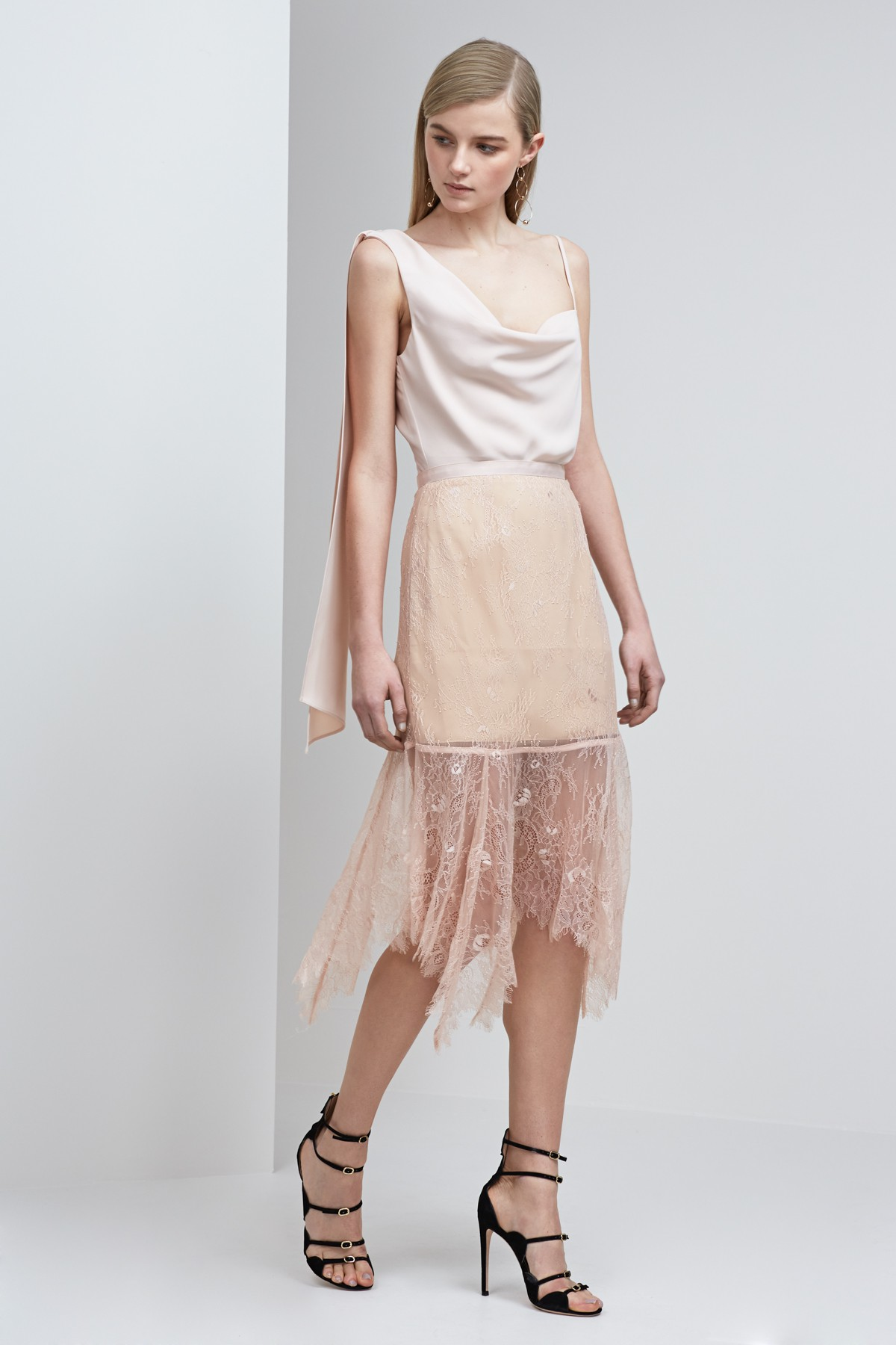 Shop Keepsake  Above The Water Lace Skirt.