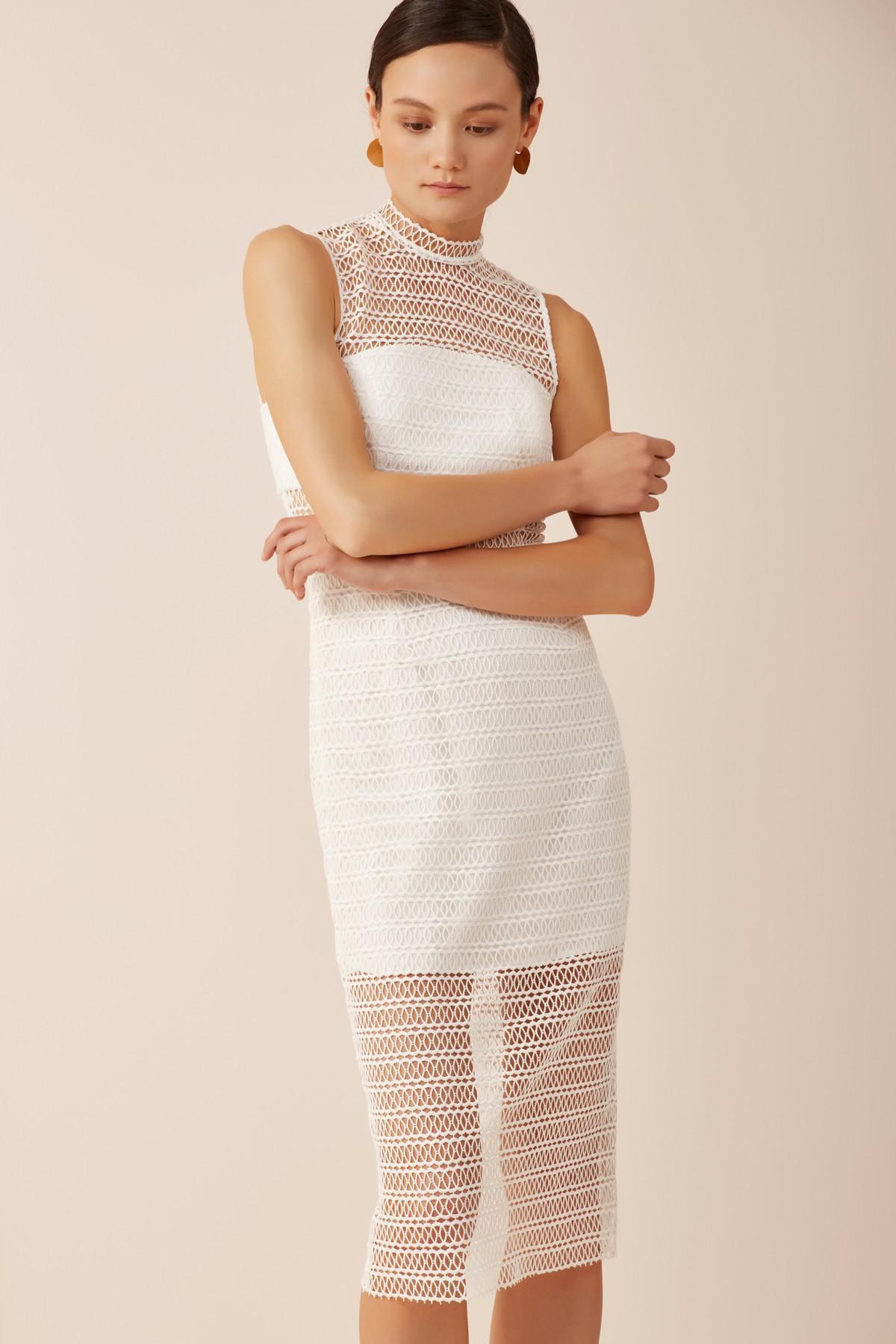 Shop Keepsake  All Night Lace Dress .