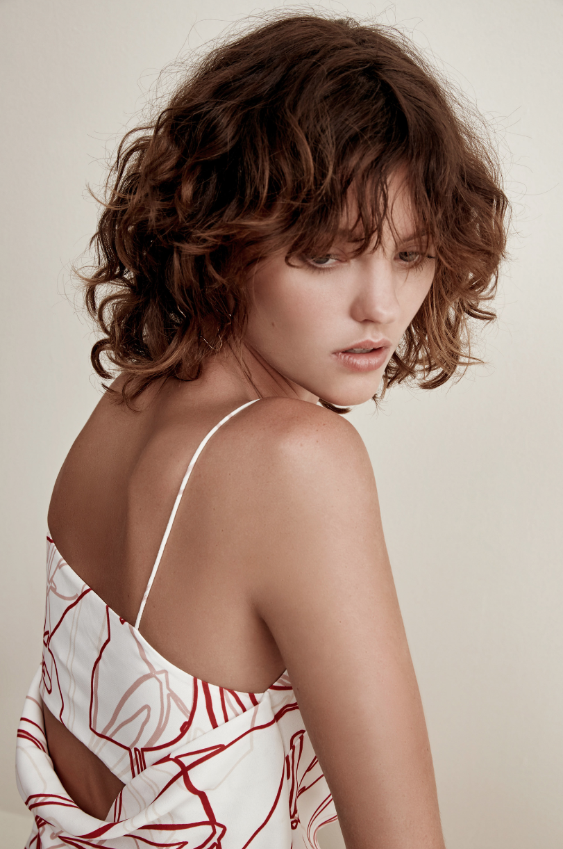 Shop C/MEO Infinite Top (Coming Soon in White Stencil).