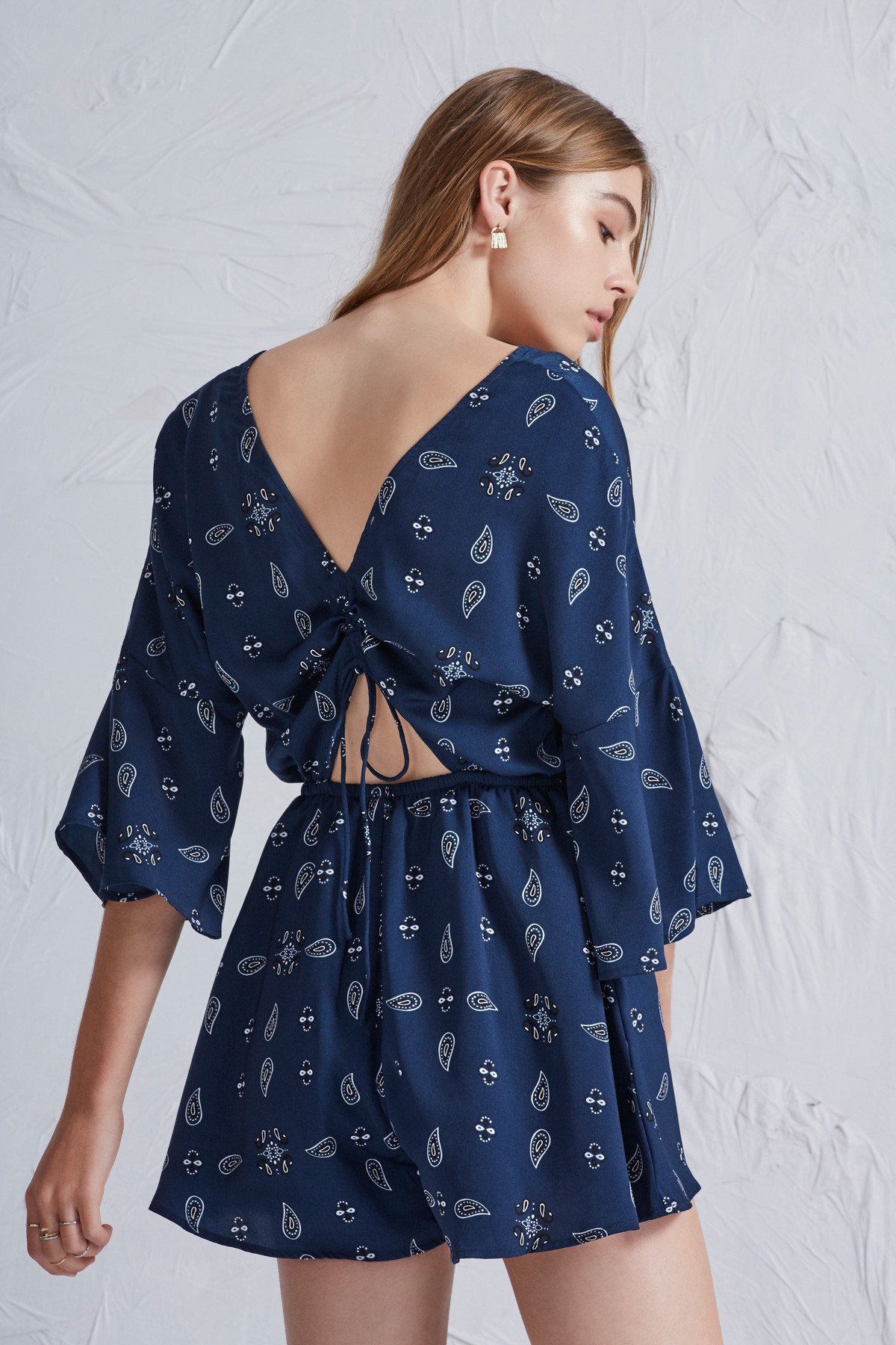 The Fifth Label Midnight Sky Playsuit.