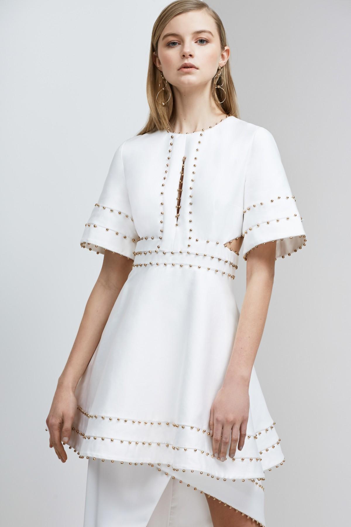 Shop  Keepsake All In Love Mini Dress  +  All In Love Skirt .