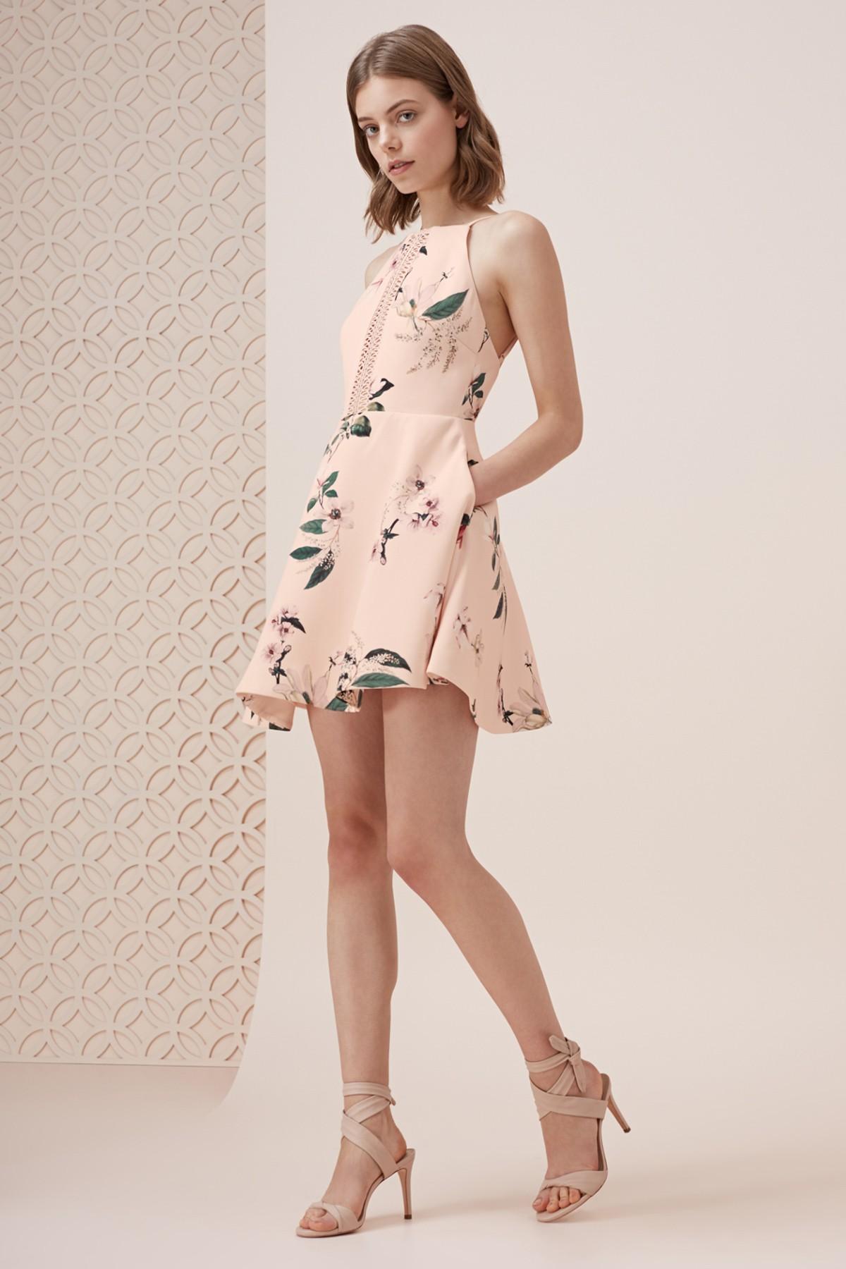 Keepsake The Label Do It Right Mini Dress
