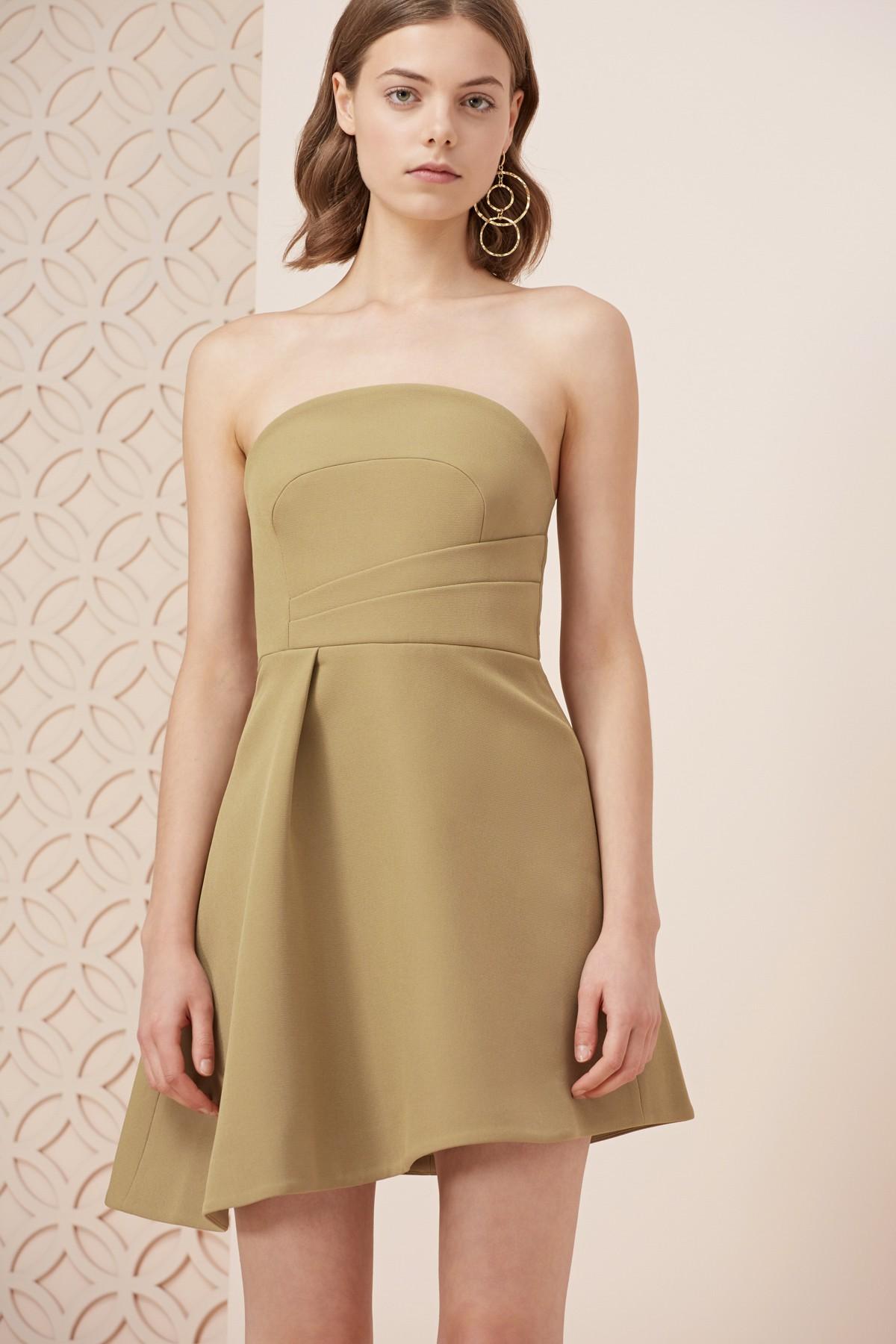 Keepsake The Label Lights Out Mini Dress