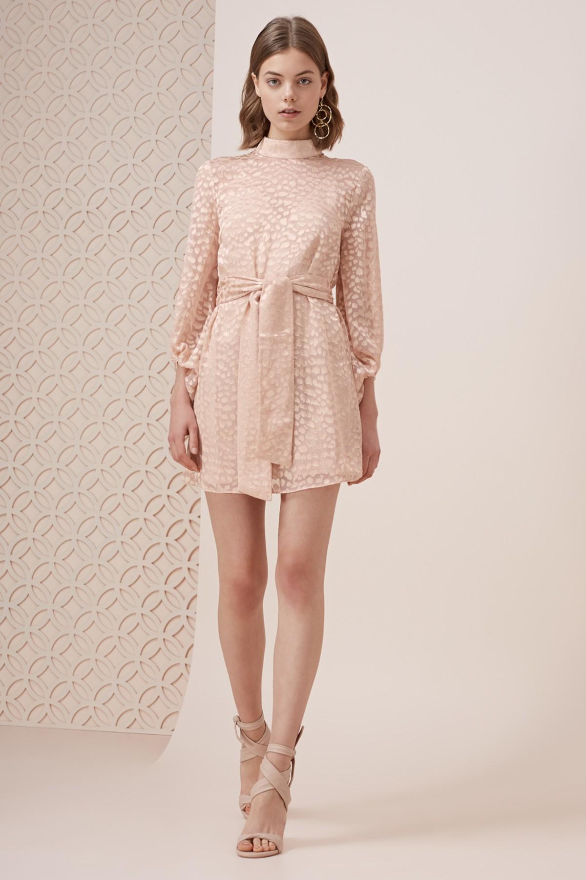 Keepsake The Label Lovers L/S Mini Dress