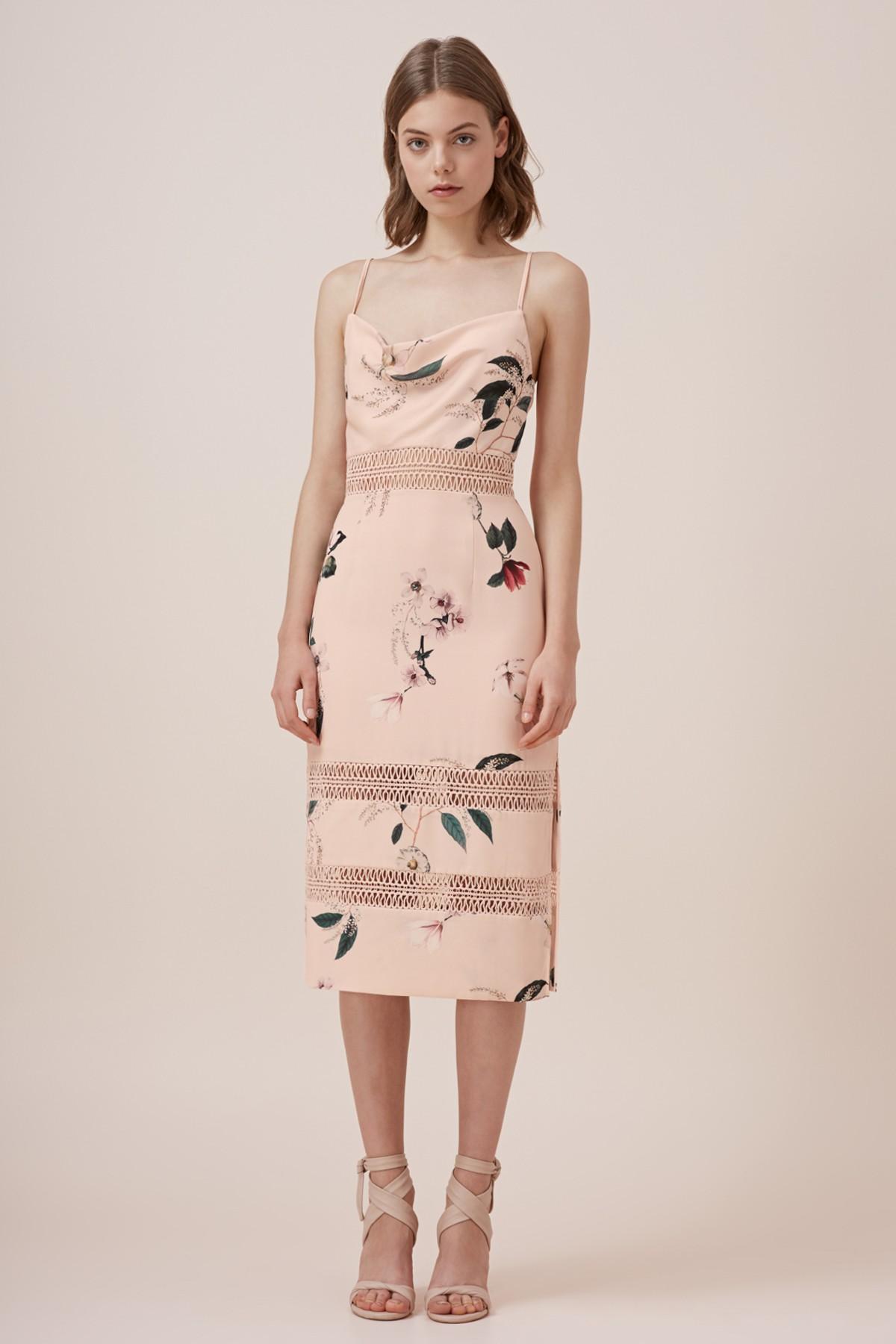 Keepsake The Label Do It Right Dress
