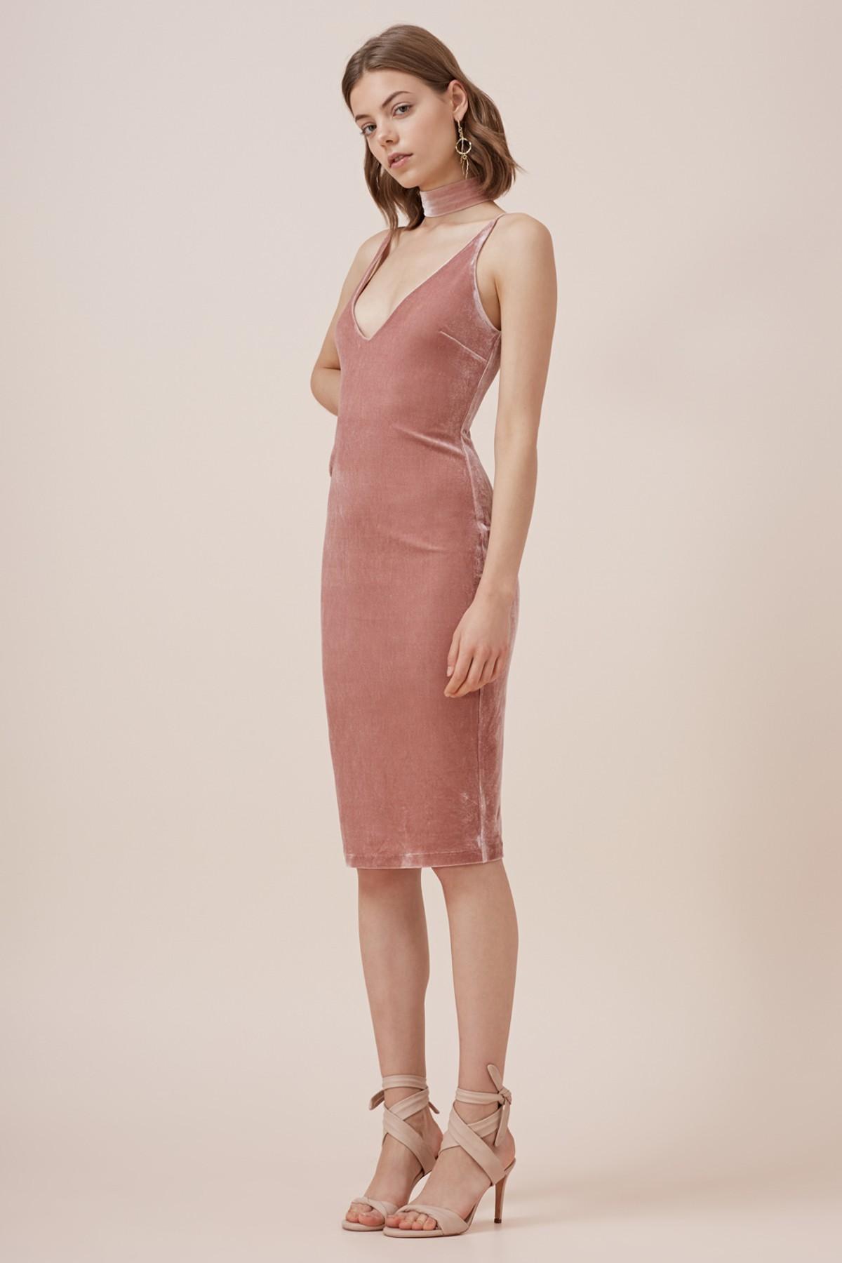 Keepsake The Label Eventually Midi Dress
