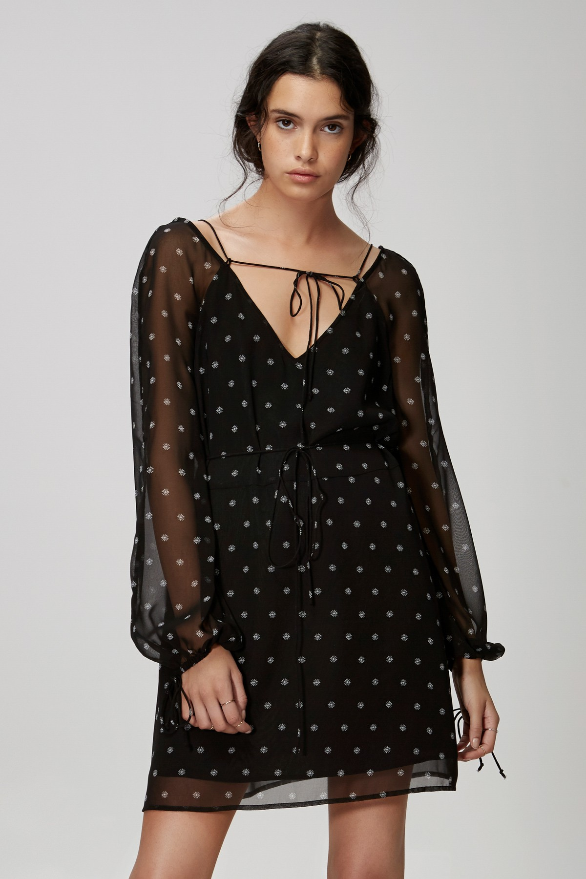 The Fifth Label Midnight Memories L/S Dress.