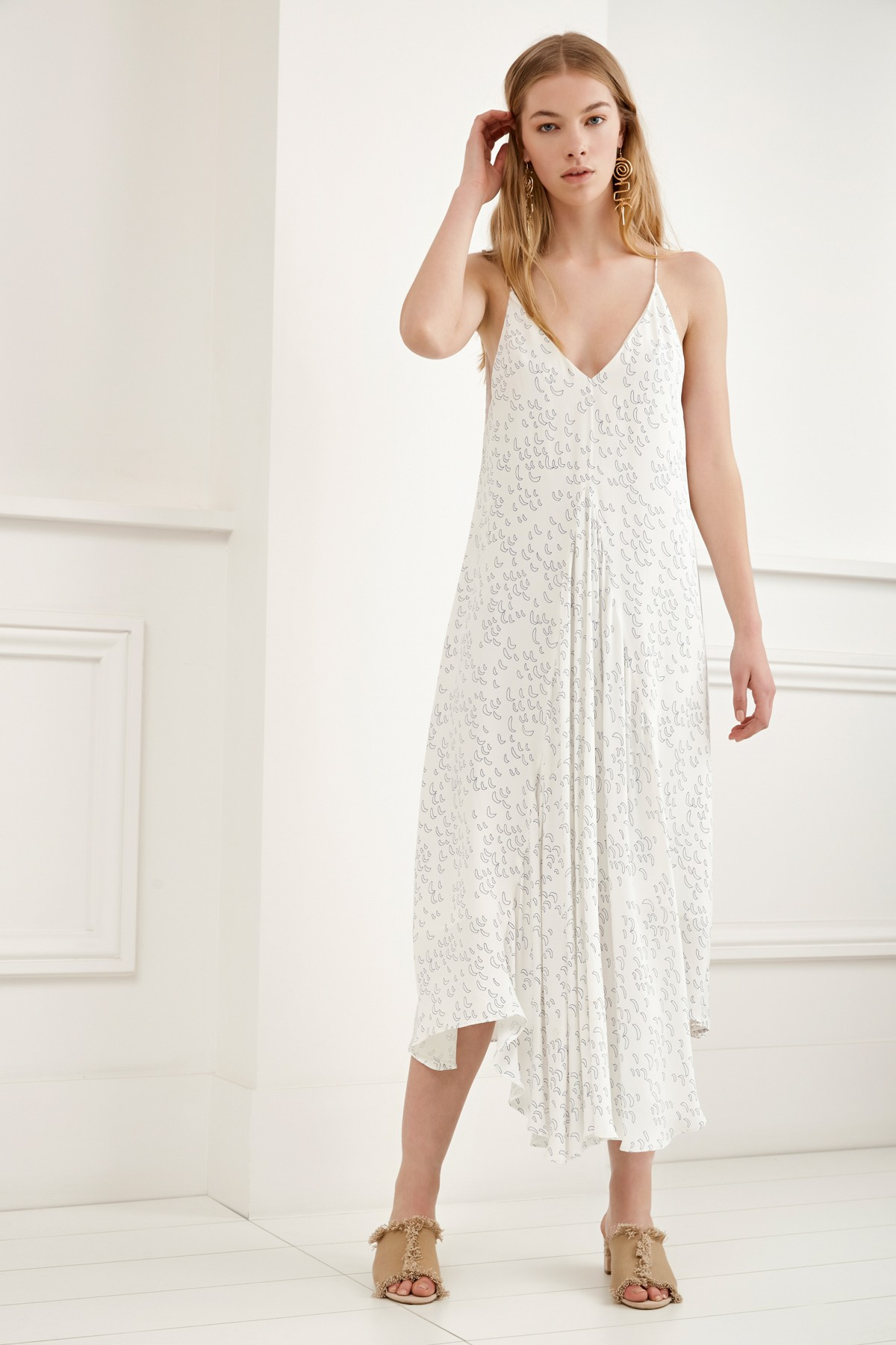 C/MEO COLLECTIVE Evoke Dress