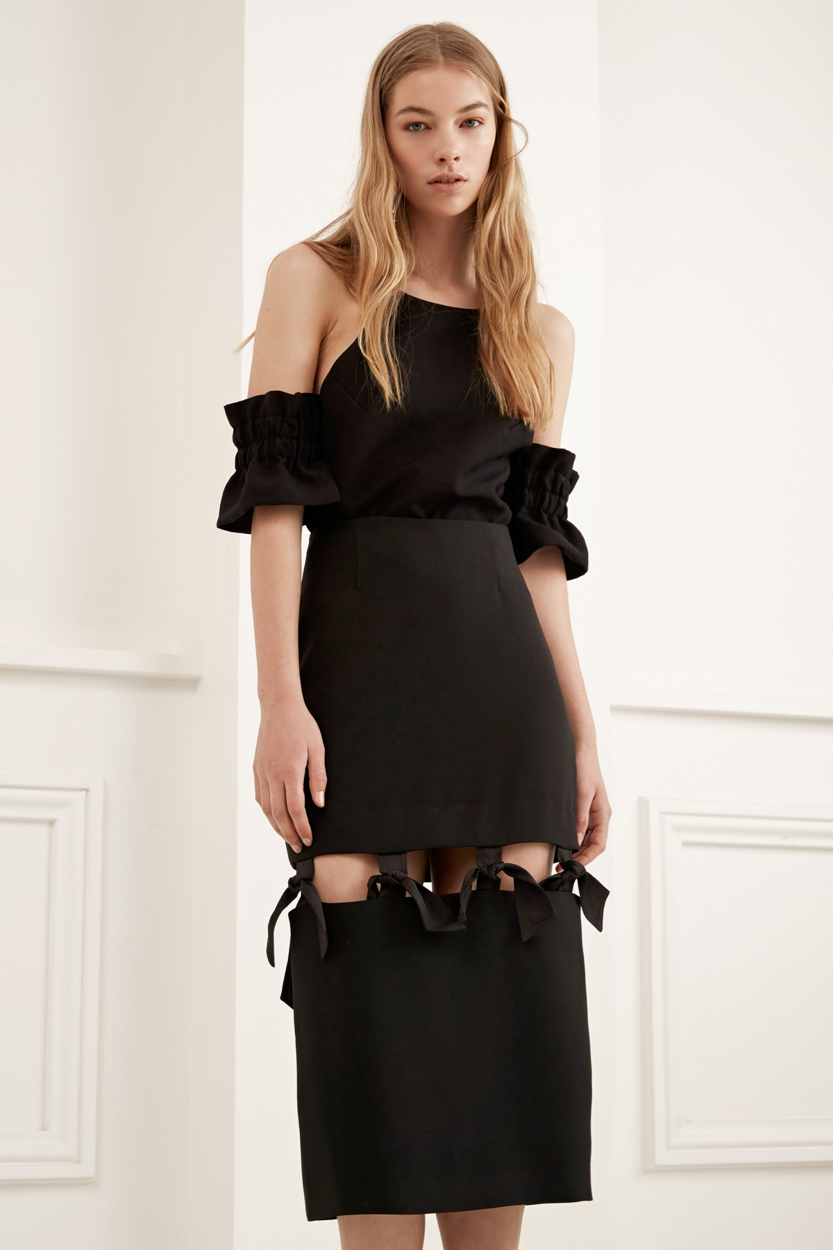 Shop  C/MEO Double Take Top  +  Eternity Skirt .