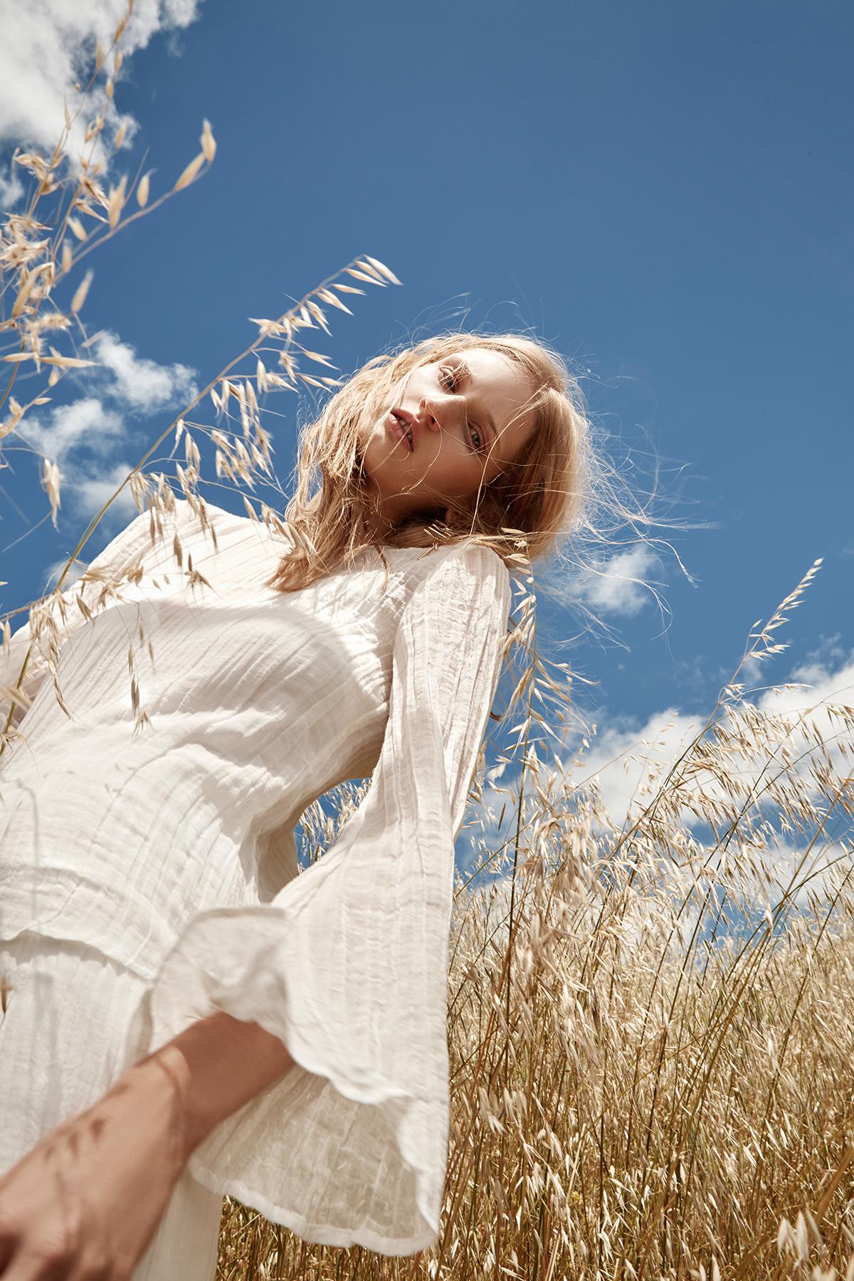 Shop  Evoke Long Sleeve Top  +  Evoke Skirt .