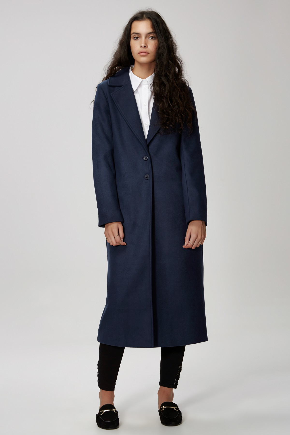 The Fifth Label Walk On By Coat