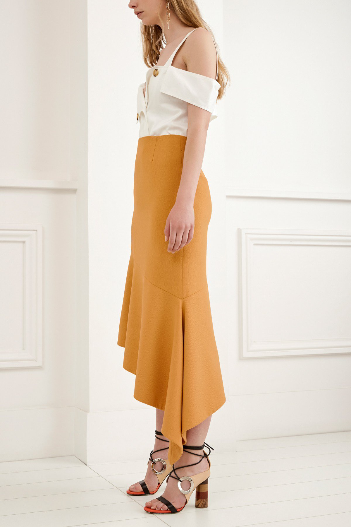 C/MEO COLLECTIVE Element Skirt