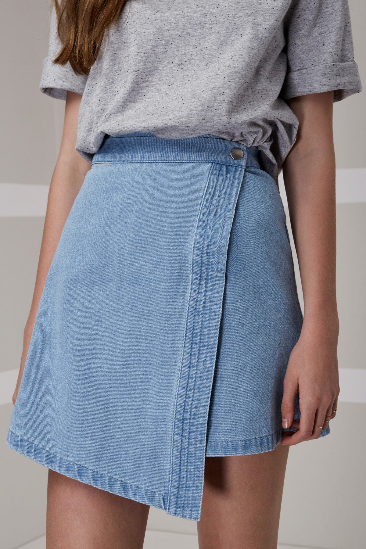 Shop The Fifth Blue Eyes Skirt.
