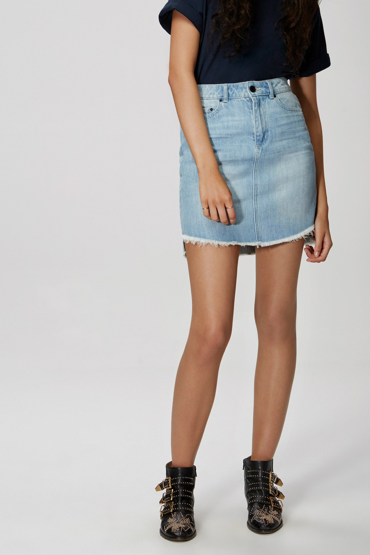 Shop The Fifth Fraya Skirt.