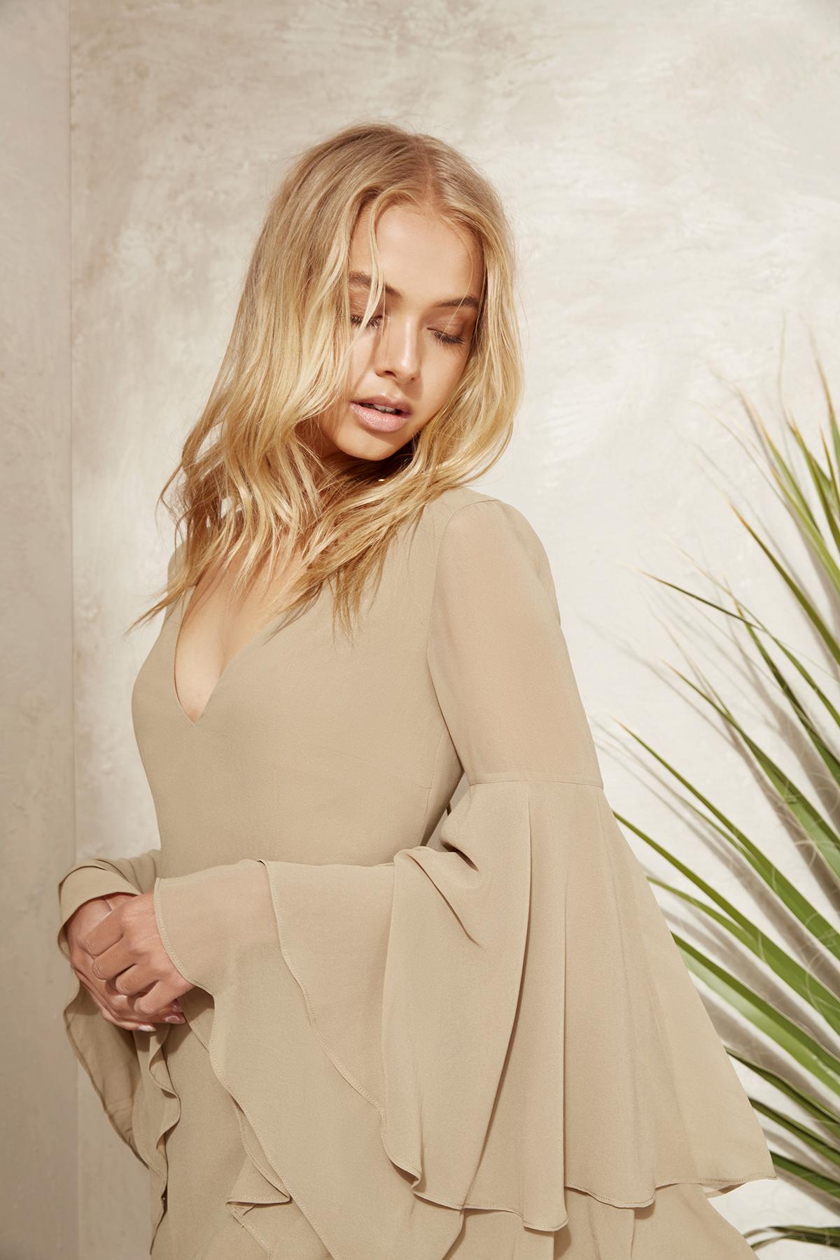 Shop Keepsake Cosmic Girl Maxi Dress.